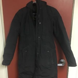 Women's insulated down North Face coat